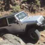 Jeep JK profile